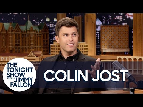 Colin Jost Won an Emmy but Went Home Empty-Handed