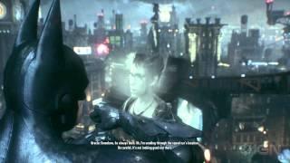 أول 19 دقيقة من Batman: Arkham Knight على الـ (PS4)