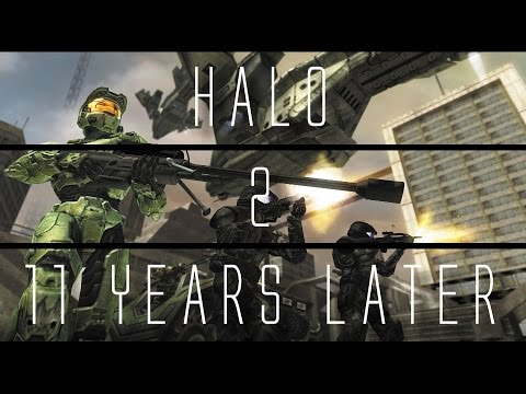 Halo 2... 11 Years Later