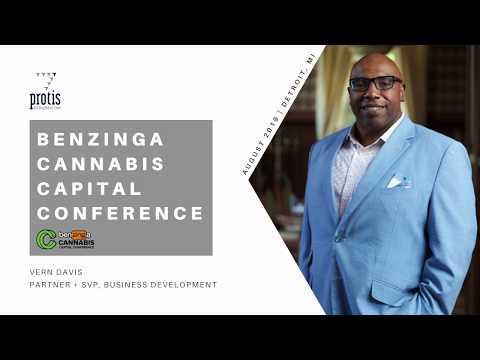 Benzinga Cannabis Capital Conference – Detroit 2019