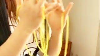 あの大人気生主の手と指使いを体験しちゃいました.