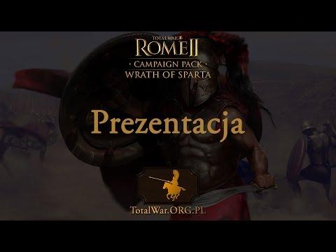 Rome II - DLC Wrath of Sparta - Prezentacja |