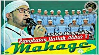 Gambar cover Lagu Harlah MAHAGE - versi Az Zahir | Berkah menyejukan menuju Harmoni 9th MAHAGE #SMKP 2