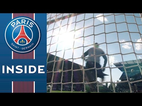 INSIDE - METZ VS PARIS SAINT-GERMAIN with Edinson Cavani, Blaise Matuidi