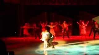 """Ледовое шоу """"Кармен"""" Ягудин и маленькая Кармен"""