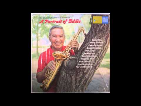 Eddie Miller ‎–  A Portrait Of Eddie - 1970 - full vinyl album