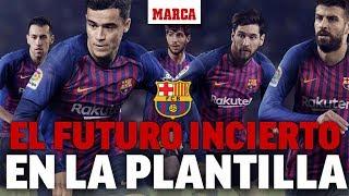 Fichajes FC Barcelona 2019: Un Barça a medio hacer I MARCA