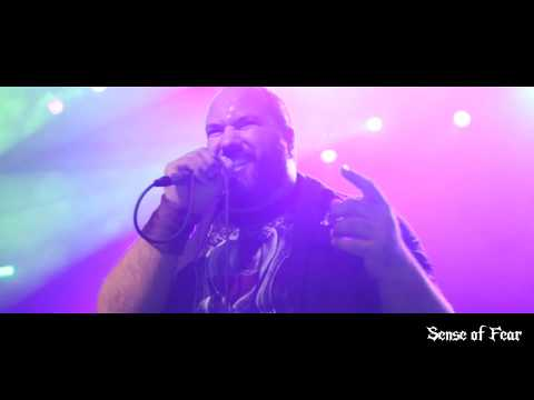 SENSE OF FEAR - Angel of Steel (OFFICIAL MUSIC VIDEO)