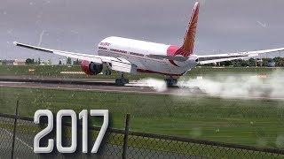 New Flight Simulator 2017 | Turbulent Landing with Severe Turbulence [P3D 4.0 - Ultra Realism]