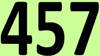 АНГЛИЙСКИЙ ЯЗЫК ДО АВТОМАТИЗМА. ЧАСТЬ 2 УРОК 457 ИТОГОВАЯ КОНТРОЛЬНАЯ УРОКИ АНГЛИЙСКОГО ЯЗЫКА