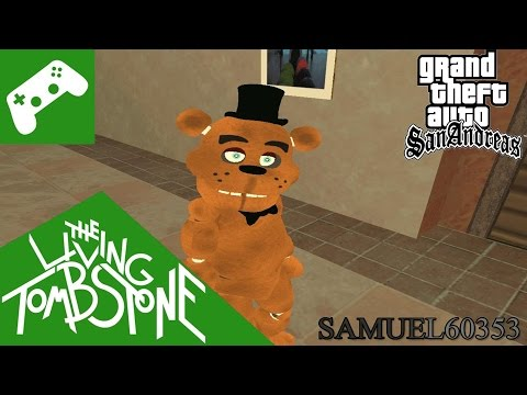 Five Nights At Freddy's 3 Song - Die In A Fire GTA SA (PARODY)