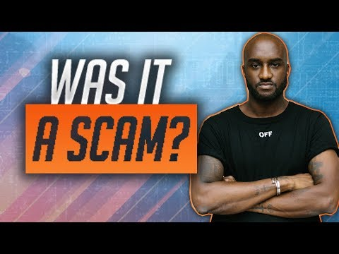 How Virgil Abloh SCAMMED His Way To Off-White & Louis Vuitton?