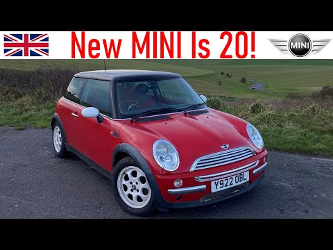 New MINI Is 20 Years Old! Is It A Classic? (2001 Y-Reg R50 Cooper Driven)