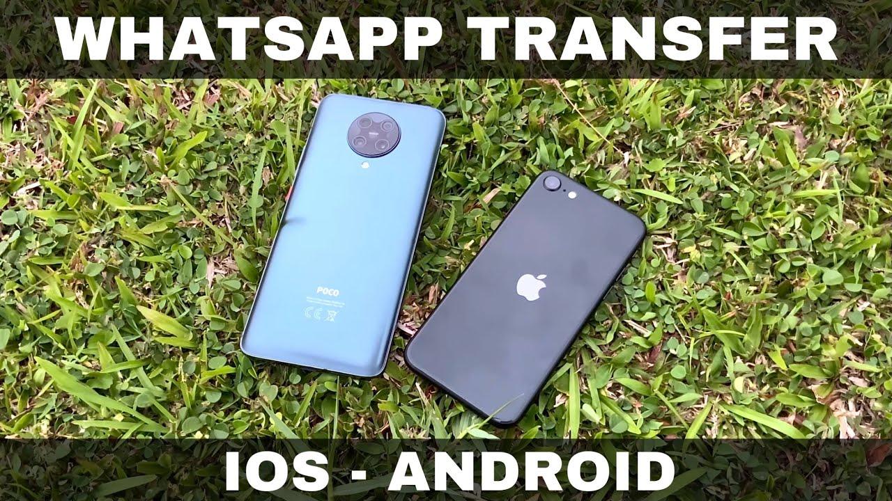 cara memindahkan whatsapp ios ke android atau android ke ios