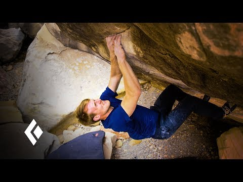 Bouldering in Chile and Las Vegas with Nalle Hukkataival