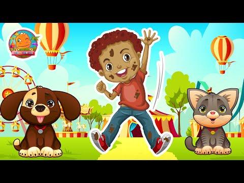 pin-pon-es-un-muñeco---canti-rondas- -canciones-infantiles