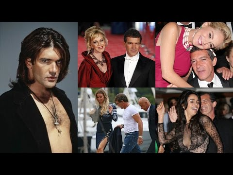 Girls Antonio Banderas Dated!