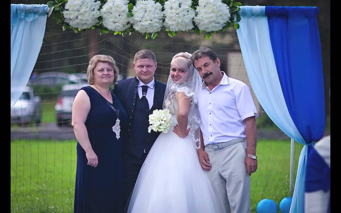 Анастасия короткая и андрей бедняков свадьба фото