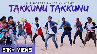Mr Local Takkunu Takkunu Song official Hip Hopers Karaikal Dance cover Tamil song