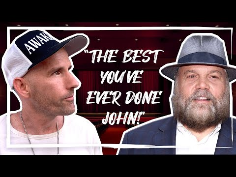BEST Dating Advice I EVER GOT! Vincent D'onofrio Acting Story