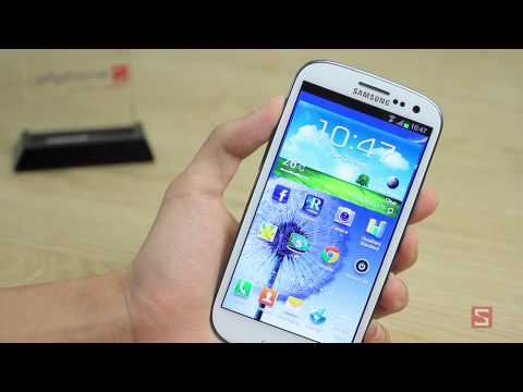 Chi tiết Android 4.1 Jelly Bean trên Galaxy S3