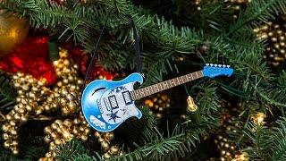 Keepsake Ornament Giveaway - Free Bird Guitar - Home & Family