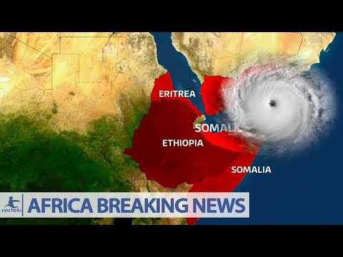BREAKINGNEWS: Cyclone kills Dozens Affects Thousands in Horn of Africa