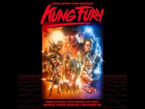 Betamaxx-Redlining 6th Track 3 [Kung Fury OST]