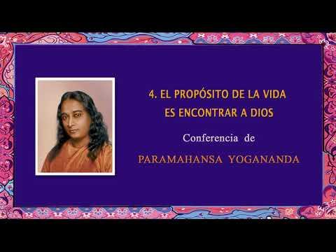4  EL PROPOSITO  DE LA  VIDA ES  ENCONTRAR  A  DIOS