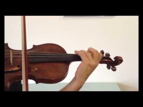 17th Century French Master Violin Jean-Baptiste Salomon