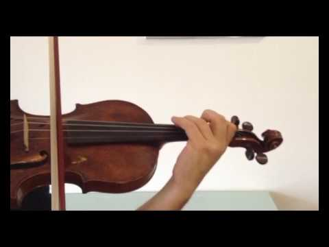 17th Century French Master Violin JeanBaptiste Salomon
