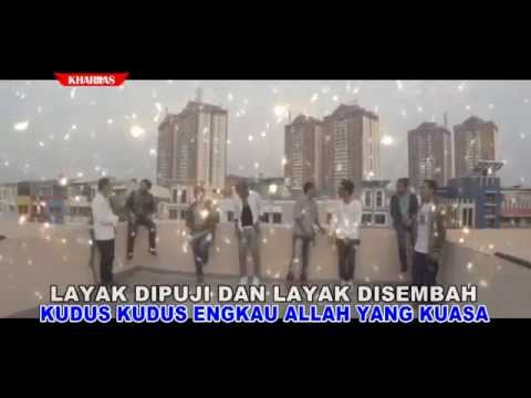 Lagu Rohani Populer - Haleluyah / kudus Medley - Voc. Naruwe