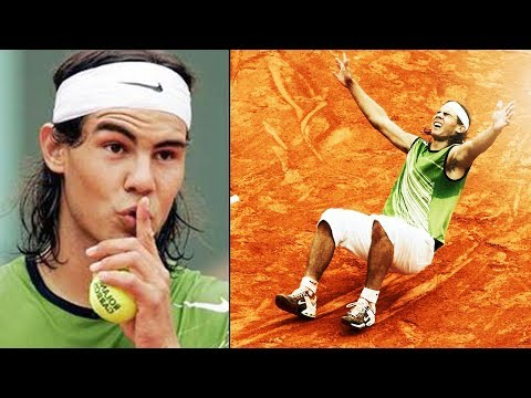 Is French crowd the worst? Nadal was just an 18 year old teenager but still showed 15,000 Booers who's the Boss!