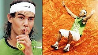 The Day 18 Year Old Teenager Nadal SILENCED 15,000 HATERS