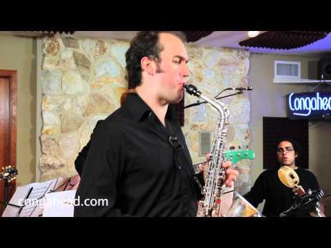 John Benitez performs Bomba Lirica