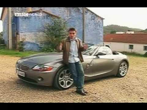 Top Gear Bmw Z4 Youtube