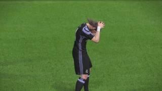 Pes 2017 Ps4. Athletic 3 Real Madrid 1. Partida rapida online