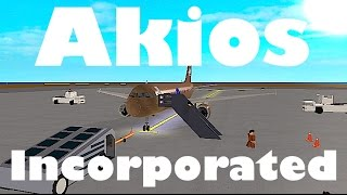 ROBLOX | Akios Incorporated A320 Flight