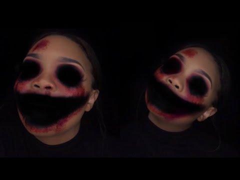 Beginner Friendly   Scary Halloween Makeup Tutorial   Made Up by Kirsten