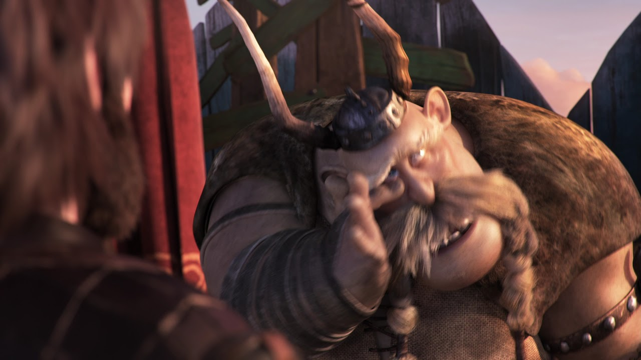 How to Train Your Dragon: Homecoming​ - Trailer