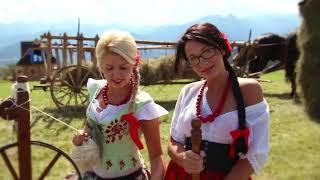 Заводная польская песня в народном жанре