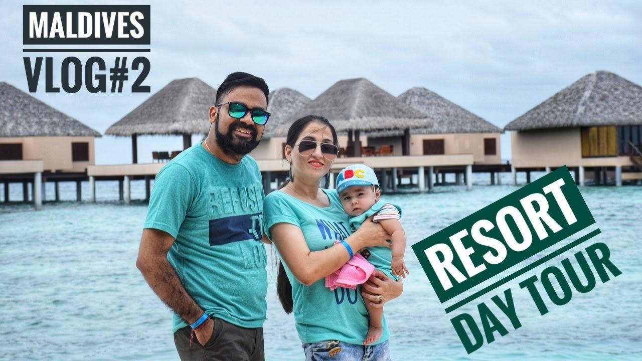 5 Star LUXURY RESORT Full Day Tour in Maldives in $120   Adaaran Prestige Vadoo Maldives    Vlog#2