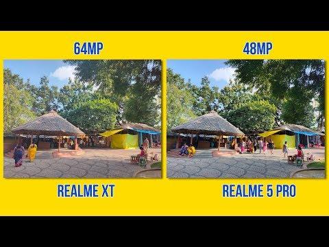 Realme XT Vs Realme 5 Pro Vs Realme X: Camera Comparison | 64MP Vs 48MP Tested!