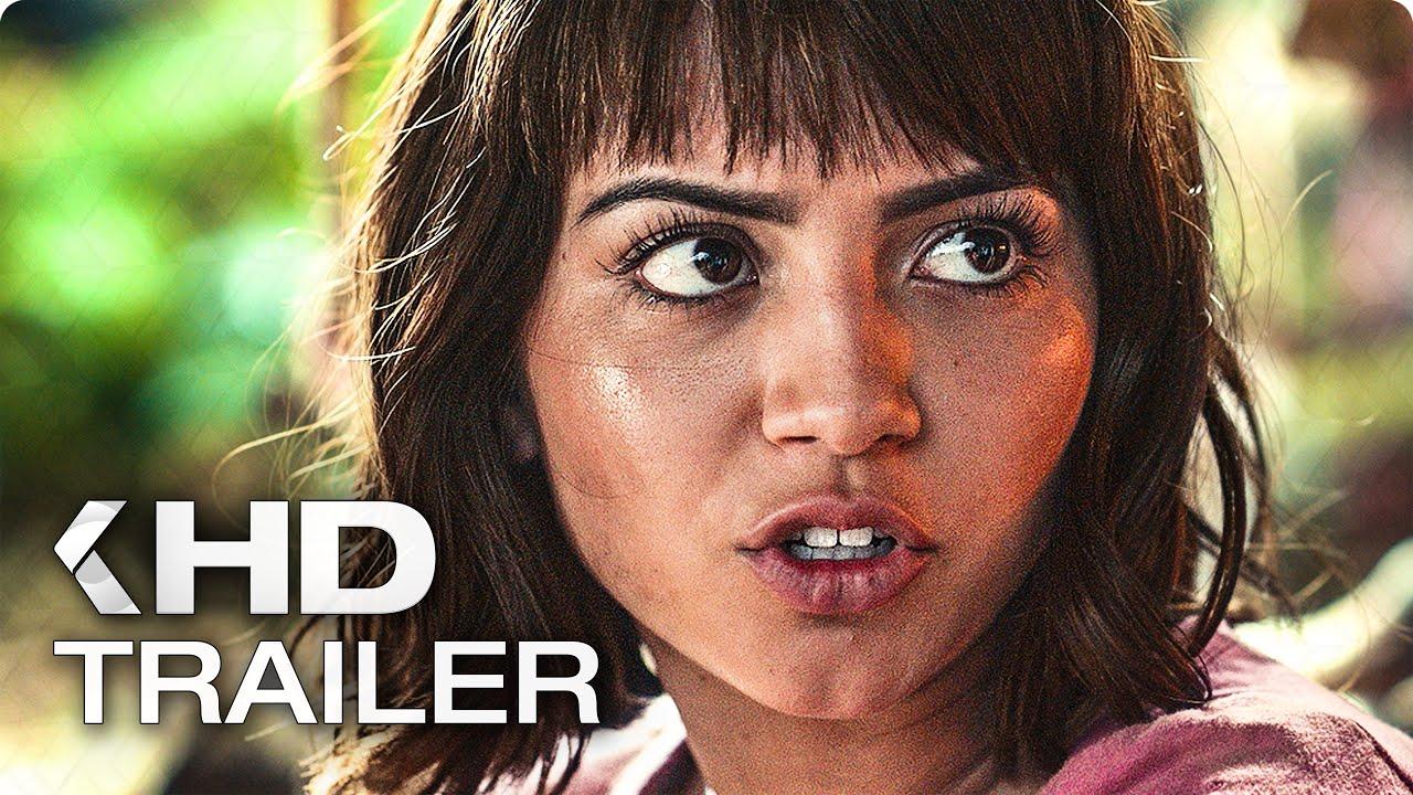 Download DORA UND DIE GOLDENE STADT Trailer German Deutsch (2019)