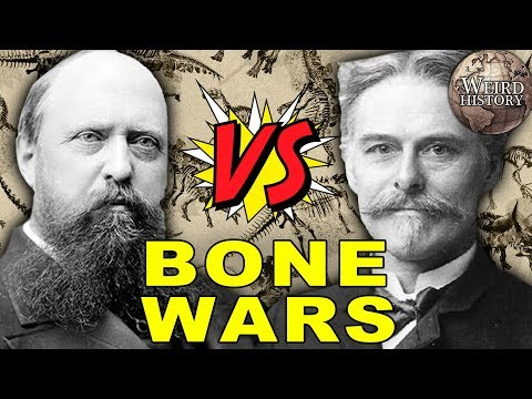 Thumb of The Bone Wars Were Largely Conducted By Secret Paleontology Agents Traveling Across The Country video