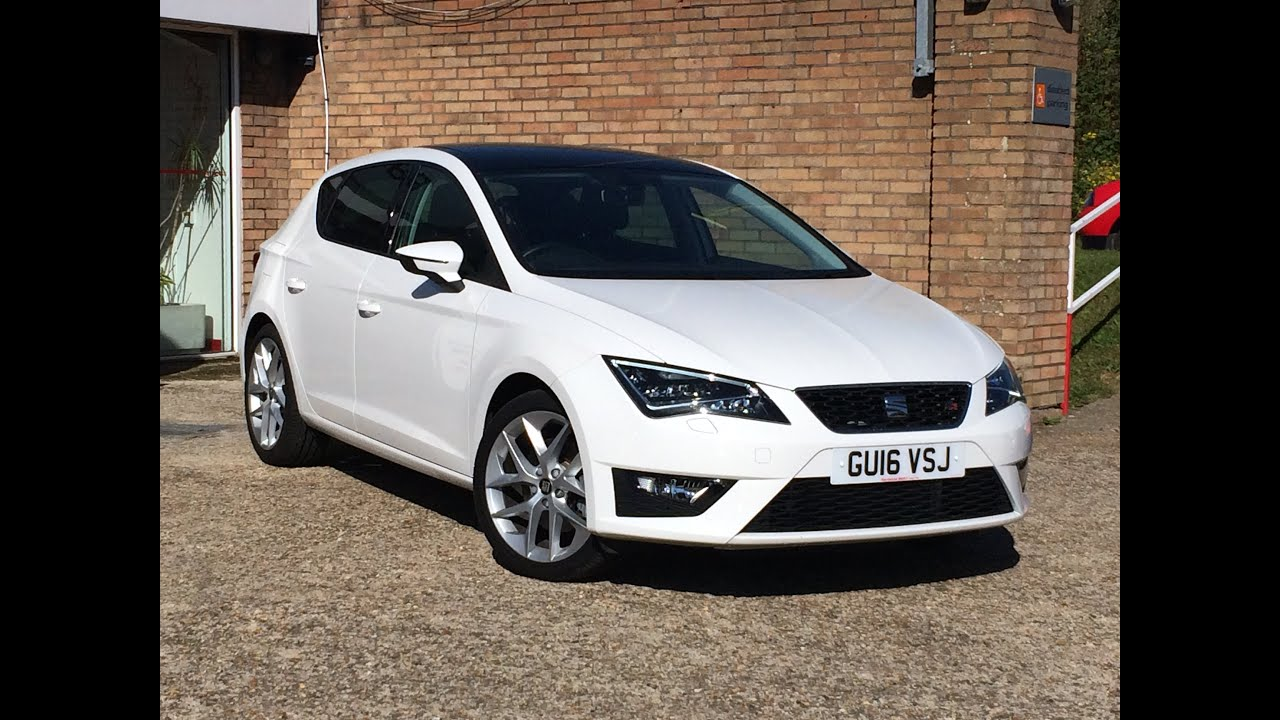 bartletts seat offer this leon 2 0 tdi fr 184 ps in. Black Bedroom Furniture Sets. Home Design Ideas