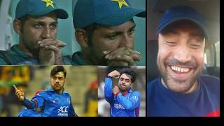 Afghan Reaction After: Pakistan vs Afghanistan Match: Asia Cup 2018