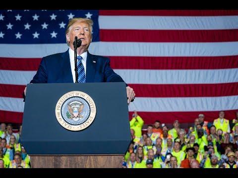 #WashWeekPBS full episode: Stock market tumbles, President Donald Trump vs. the 'squad'