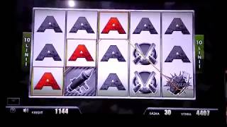Automat WORLD OF WEAPONS [Bonus Game FREESPINS] WIN!!!