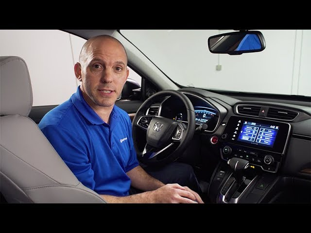 2018 Honda CR-V Tips & Tricks: How to Use the Display Audio Touchscreen